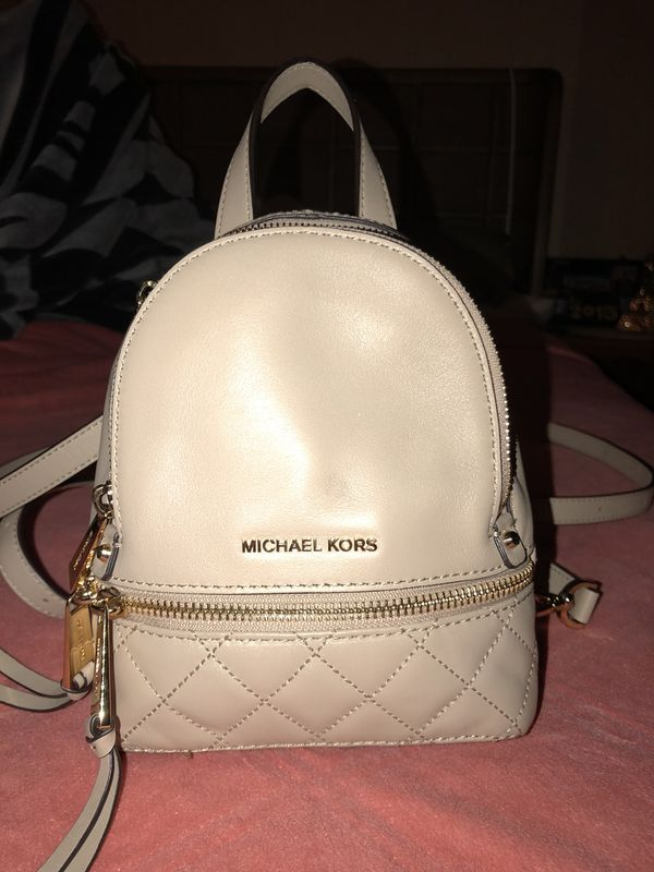 beec83148fdd Michael Kors backpack for Sale in Chino, CA - OfferUp