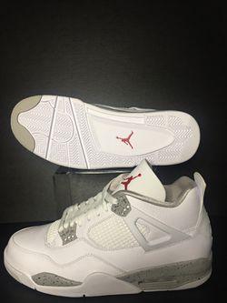 Air Jordan 4 Retro 'White Oreo'  Thumbnail