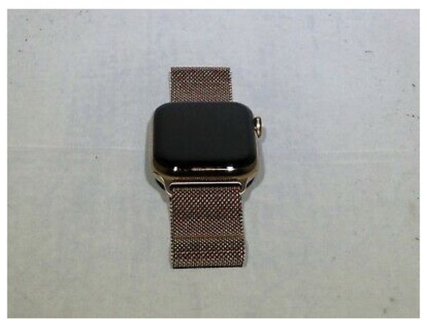 huge discount d13d1 74fb7 Apple Watch Series 4, SS, GPS + Cellular, 44mm, Gold Stainless Steel Case,  Gold Milanese Loop with warranty from Apple for Sale in Phoenix, AZ - ...
