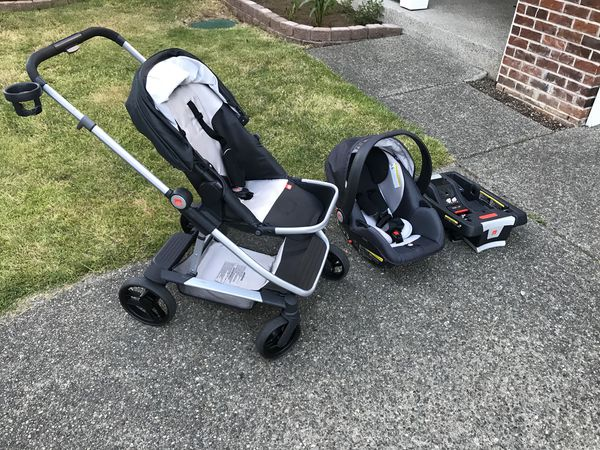gb car seat, base, stroller (Baby & Kids) in Tacoma, WA - OfferUp