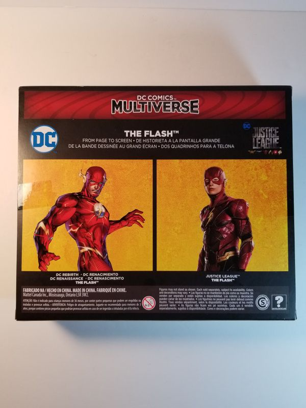 DC Comics Multiverse Flash 2 pack (Games & Toys) in Winter Garden ...