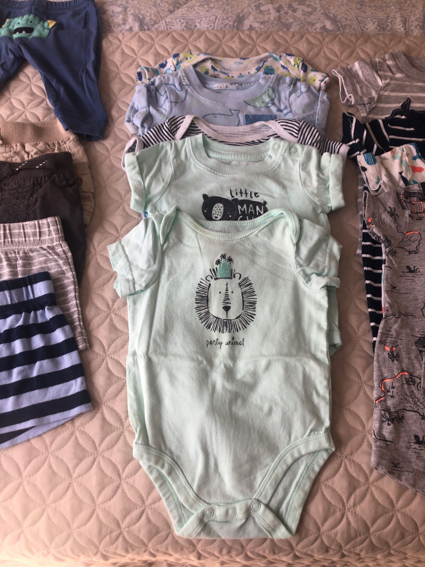 3 Months Clothing