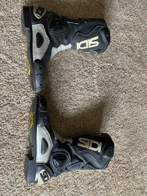 Photo SiDi Motorcycle boots N10