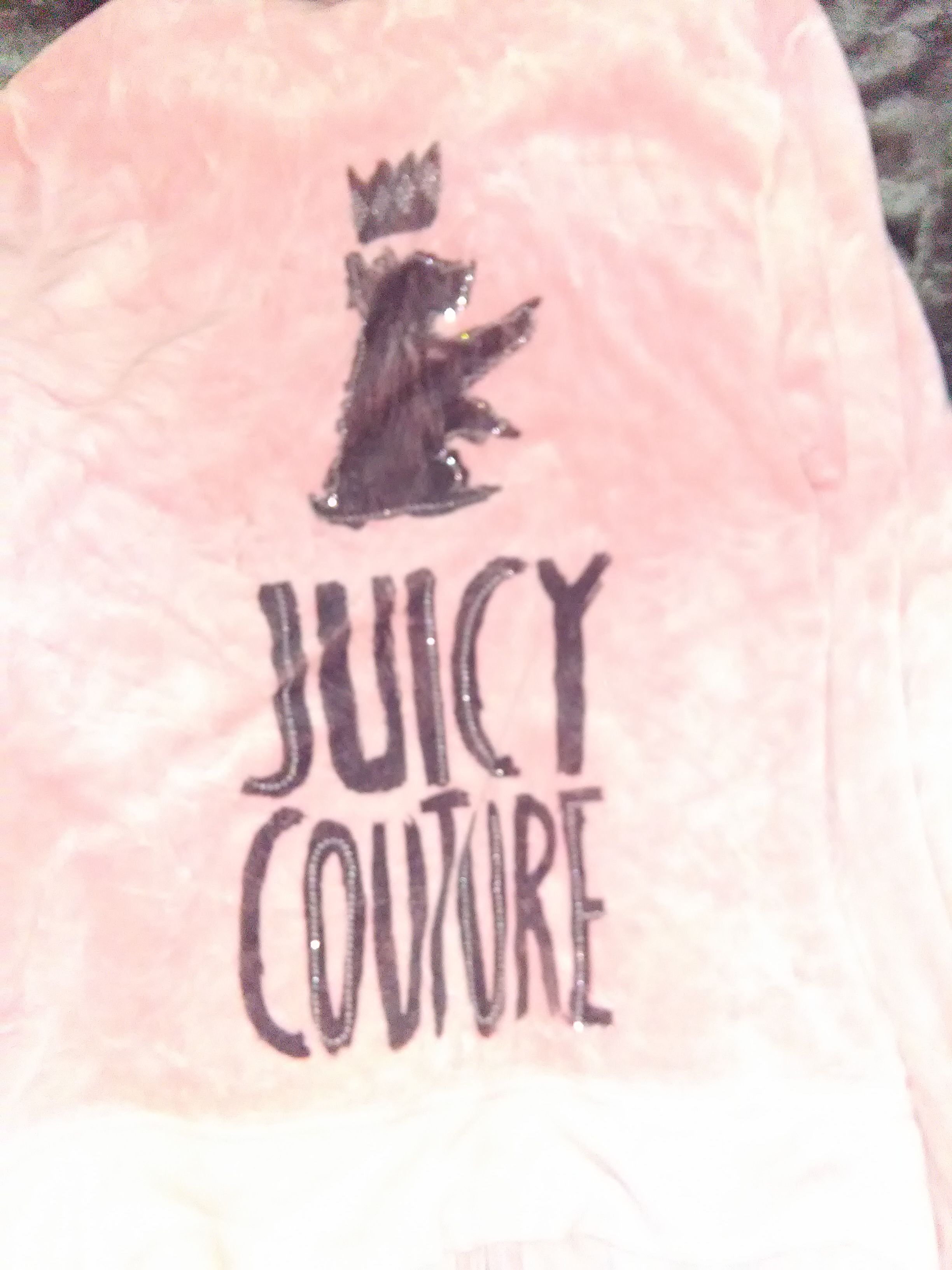 Juicy sweater