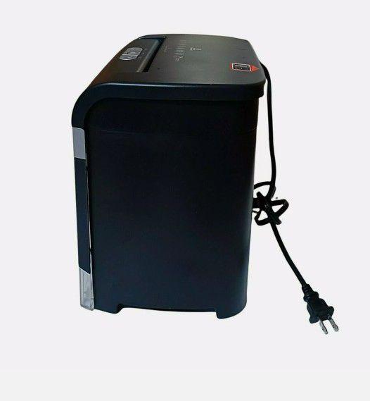 Like New Ativa® 8-Sheet Micro-Cut Desktop Shredder, OMM83H