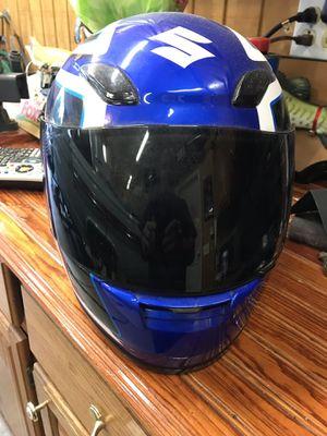 Motorcycle helmet and matching gloves for Sale in Warrenton, VA