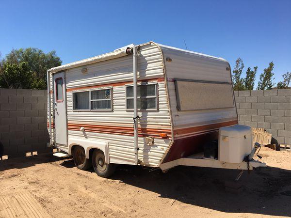 1982 Camper Trailer 22 feet for Sale in Phoenix, AZ - OfferUp