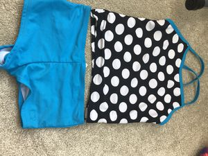 Super cute Little girls bathing suits 5-6, 6x, 7-8, 8 and 8-10 for Sale in Chicago, IL