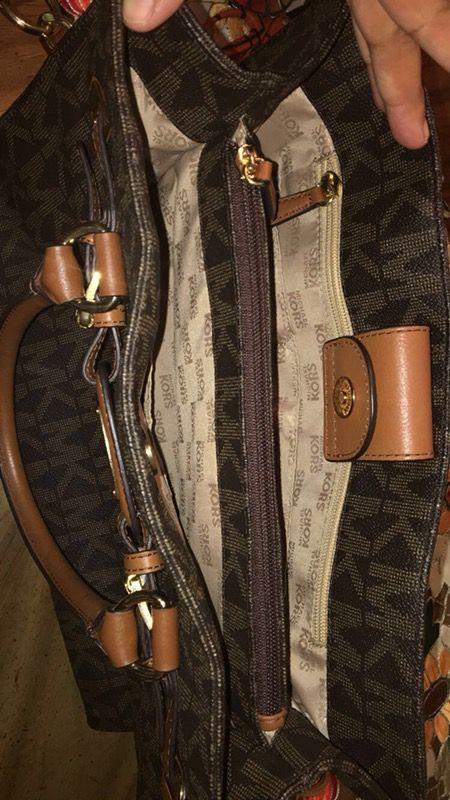 Mk hang bag