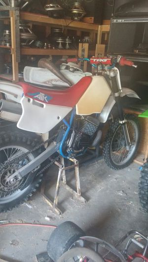 ATK 406 two stroke Rotax engine dirt bike for Sale in Burton