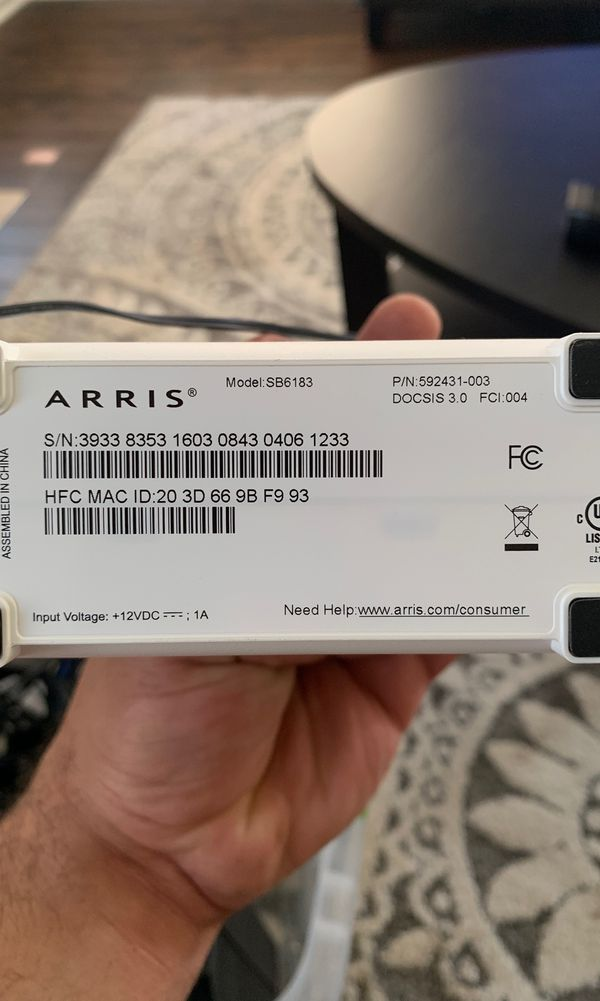New and Used Comcast modem for Sale in Downers Grove, IL