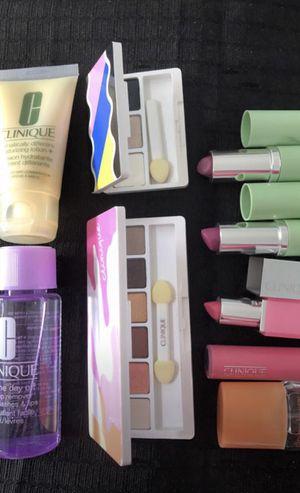 New CLINIQUE MAKEUP • Lipstick • Eyeshadow • Perfume for Sale in Arlington, VA