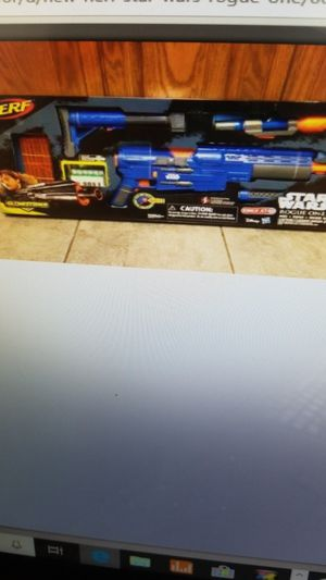 New nerf star wars for Sale in Myrtle Beach, SC