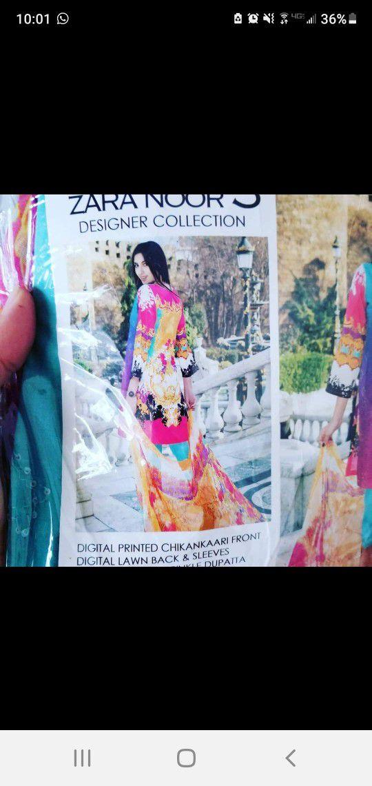 Indian pakistani dresses stitch size small only