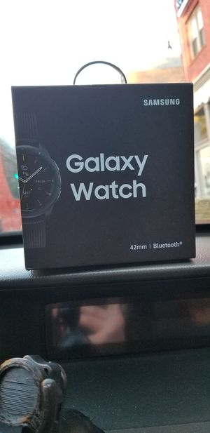 2018 Samsung Galaxy Watch 42mm for Sale in Washington, DC