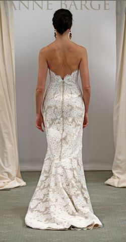Wedding Dress - designer Anne Barge Thumbnail