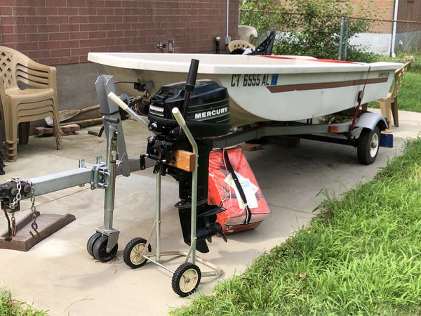 12 Ft Sears Game Fisher Boat For Sale In Meriden Ct Offerup