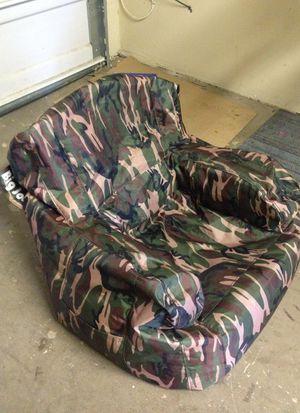 Strange Big Joe Bean Bag Chair Camo For Sale In Phoenix Az Offerup Spiritservingveterans Wood Chair Design Ideas Spiritservingveteransorg