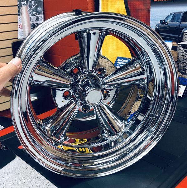 15x8 Supreme Chrome Wheels For Sale In Phoenix, AZ