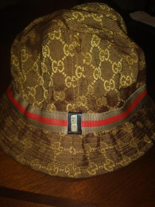 14312db52ae GUCCI bucket hat for Sale in Anaheim