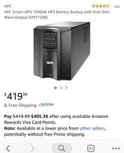 APC Smart-UPS 1500 Thumbnail