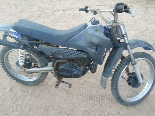 Yamaha 2stroke 100cc dirt bike for Sale in Hesperia, CA - OfferUp
