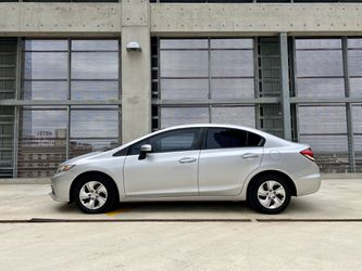 2015 Honda Civic Thumbnail