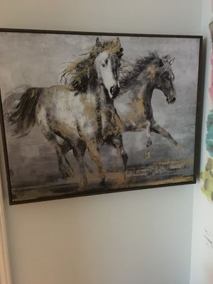horses wall art for Sale in Centreville, VA