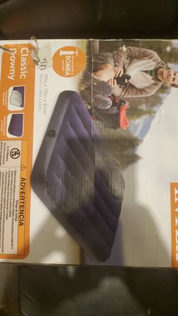 Twin size Blow UP Bed Thumbnail