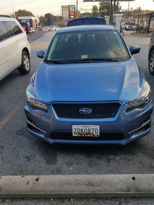 Subaru impreza 2015 for Sale in Washington, DC