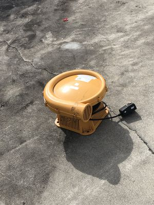 Photo Bouncy House Blower