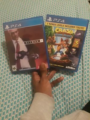 ⚠️PS4 GAMES⚠️ for Sale in Charlotte, NC