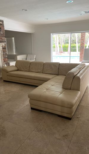 New and Used Leather sofas for Sale in South Miami, FL - OfferUp