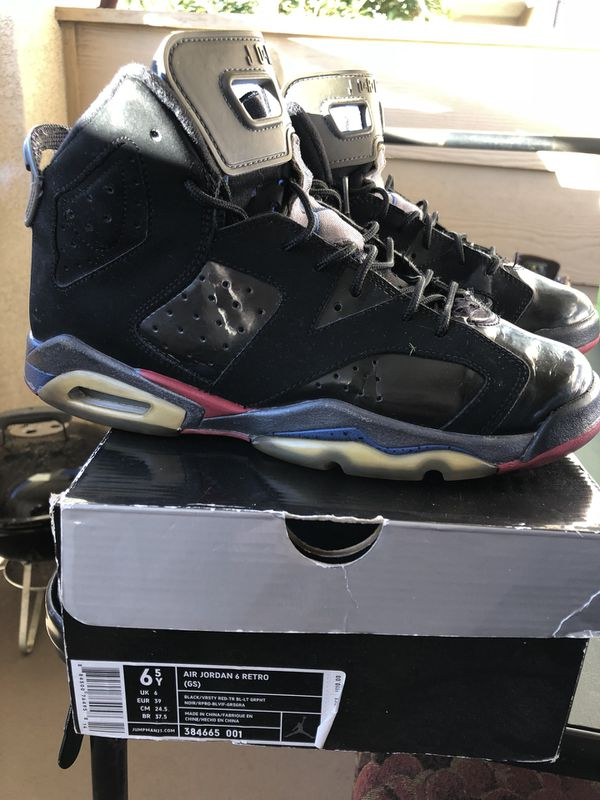 best service a6305 b5115 NIKE AIR JORDAN RETRO 6 for Sale in Moreno Valley, CA - OfferUp