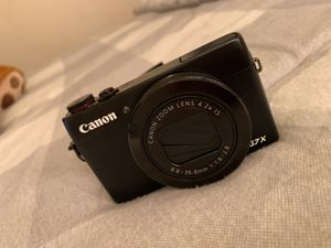 Canon G7X mark 1 for Sale in Cranston, RI