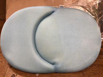 Dream On Me Multifunctional Nursing Chair in Blue Thumbnail