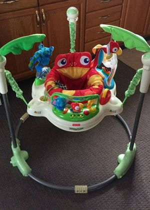 Fisher Price rainforest jumperoo for Sale in Falls Church, VA