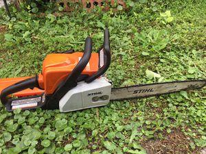 Stihl Chainsaw 170 for Sale in Azalea Park, FL