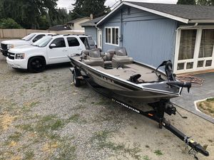 New and Used Bass boat for Sale in Seattle, WA - OfferUp