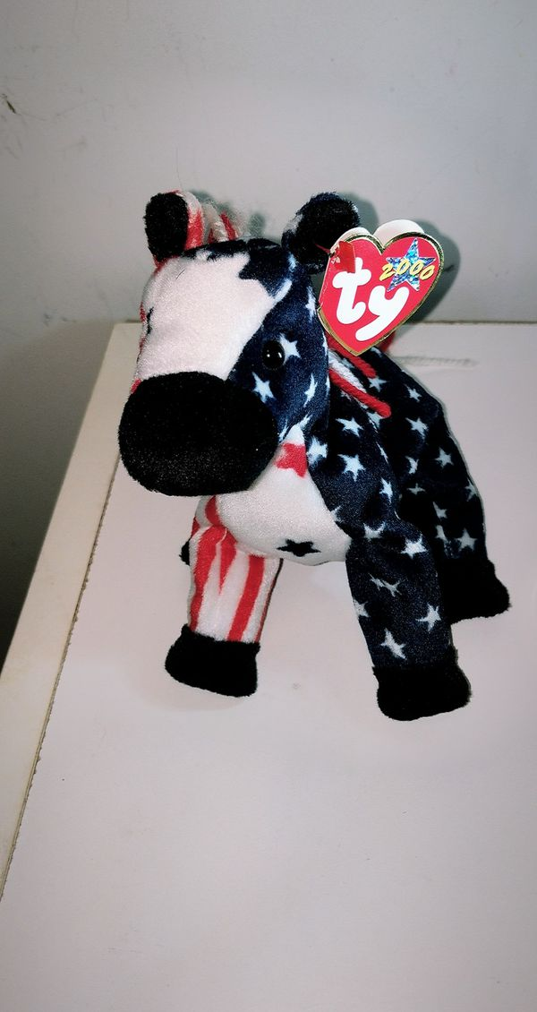 93a3313c0a3 Ty beanie baby lefty for Sale in Montgomery