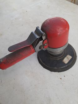 "Ingersoll Rand 6"" dual action sander Thumbnail"