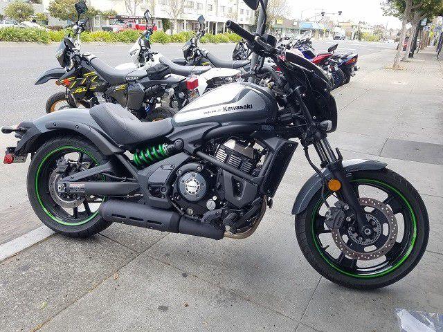 2018 KAWASAKI EN650 ABS  Clean Title Motorcycle 5,998 Miles