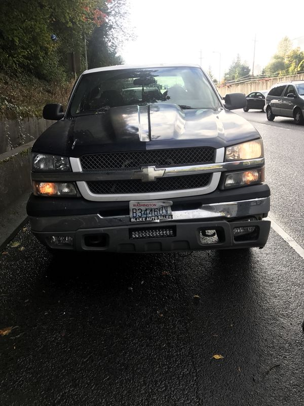 Best 2004 chevy silverado transmission for sale image collection 2004 chevy silverado z71 4x4 looking for transmission for sale in vancouver wa freerunsca Choice Image