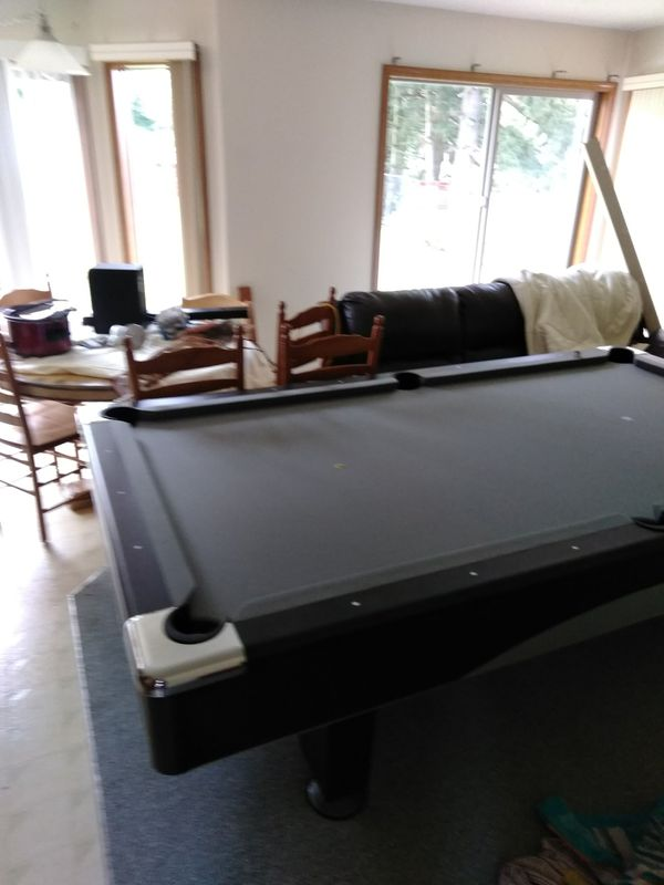Minnesota Fats Pool Table For Sale In Happy Valley OR OfferUp - Fats pool table