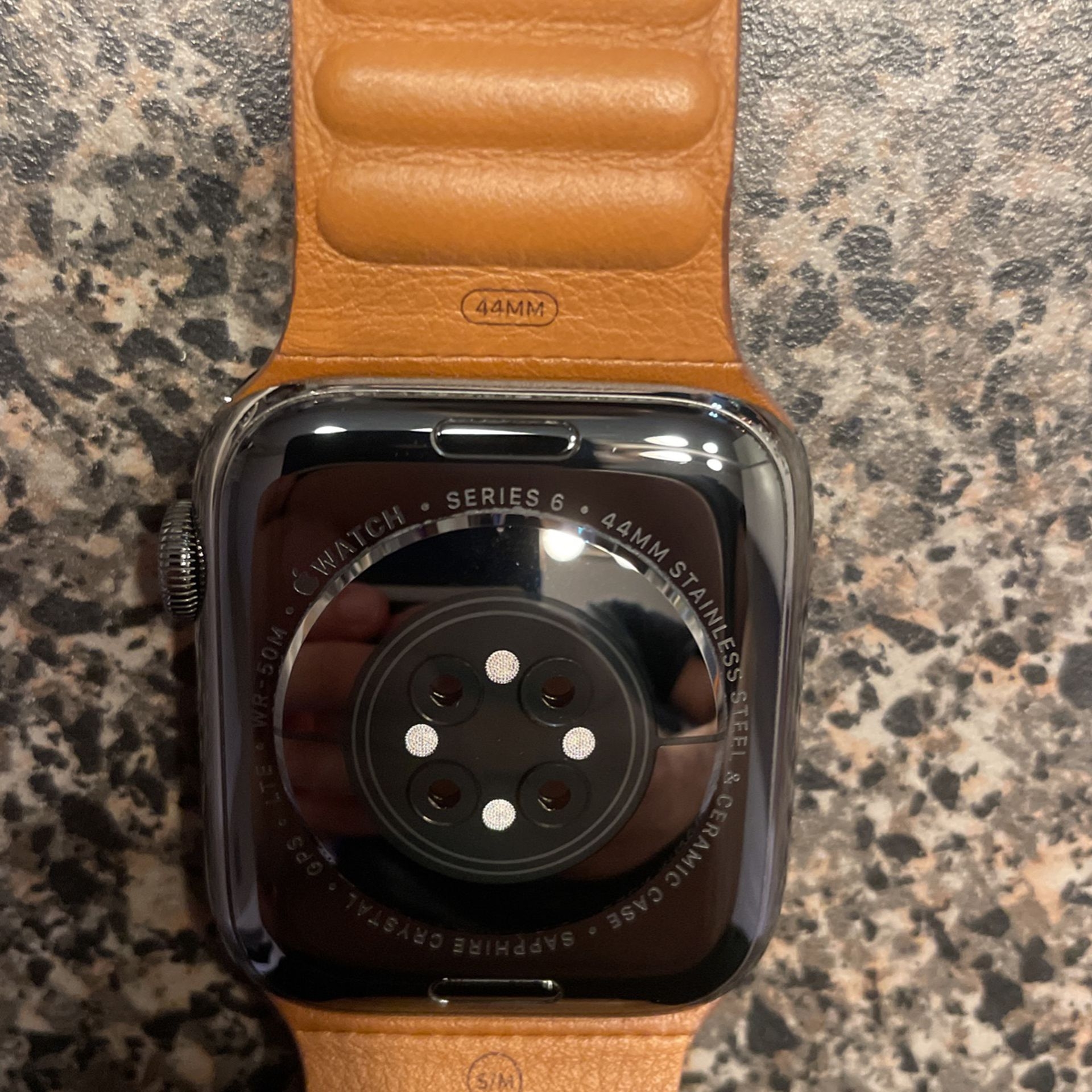 Apple Watch Series 6 44mm Stainless - Graphite