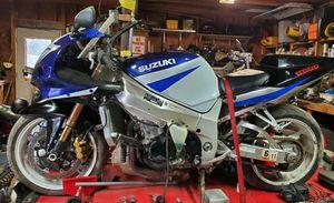 Photo Suzuki GSXR 1000 2001