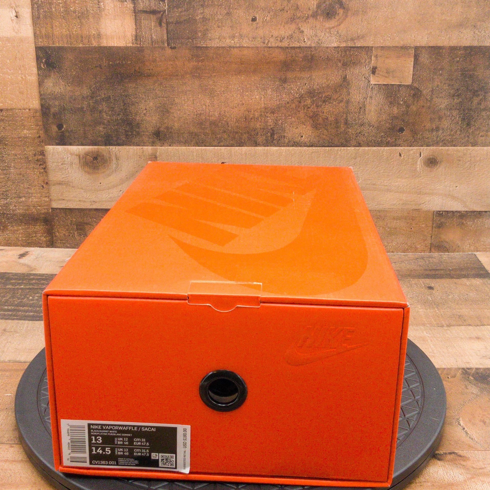 Nike X Sacai Vaporwaffle Mens Size 13