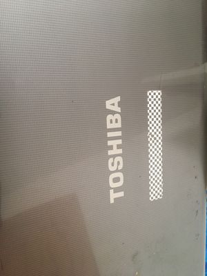 Smoke Grey Toshiba Laptop windows 8 processor for Sale in Washington, DC