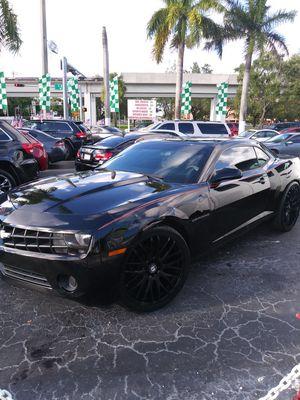 2012 Camaro !!! Financing Available ! Miami. for Sale in Miami, FL