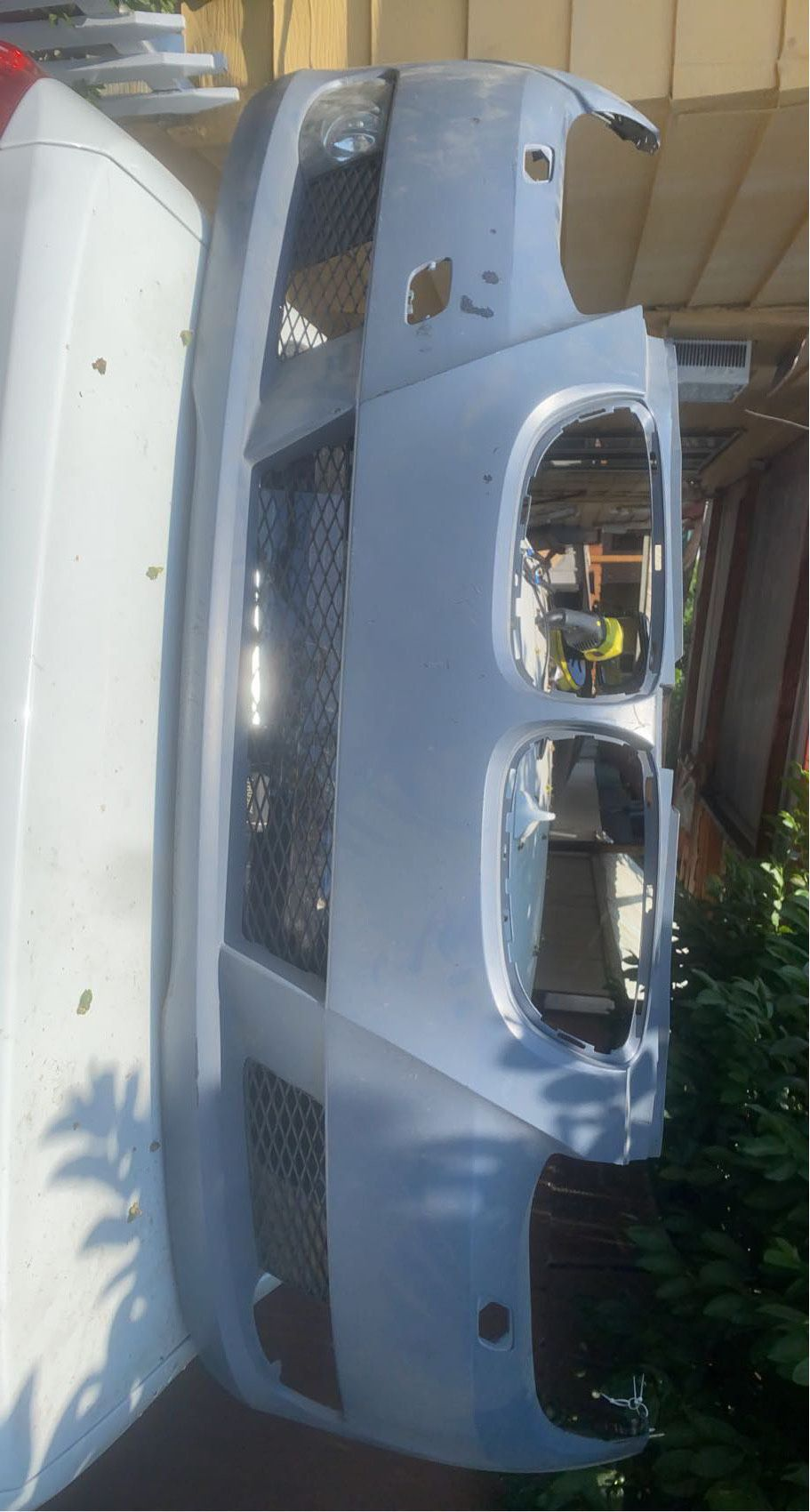 Bmw 335 I Front Bumper
